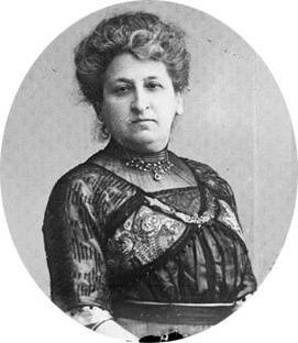 Portrait of Aletta Jacobs