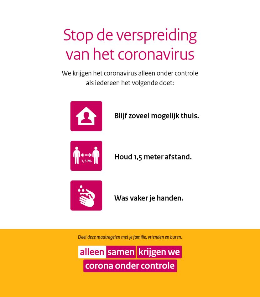 Maatregelen COVID-19 | PV EU, Brussel | Nederland bij Internationale  Organisaties